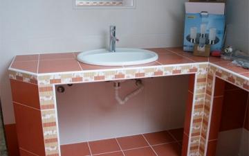 Koupelna, WC, kuchyně a ostatní místnosti